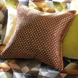 Bilde av Designers Guild - Portland  Terracotta Cushion 43