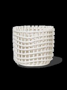 Bilde av Ferm Living - Ceramic Basket - Large