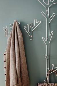 Bilde av MAZE - Twig hanger, hvit og sort