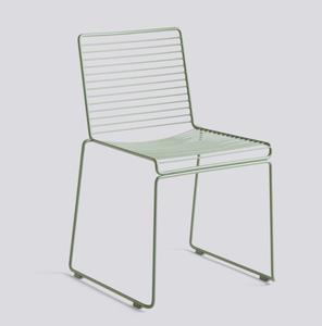 Bilde av Hay - HEE Dining chair -Fall Green