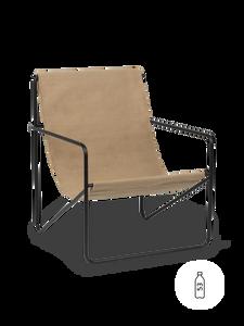 Bilde av Ferm Living - Desert Lounge Chair - Cashmere